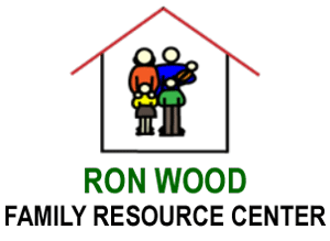 Ron Wood Family Resource Center Logo